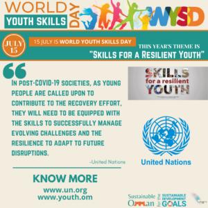 International Youth Skills Day